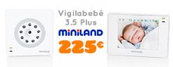 Vigilabebe Miniland 3.5 Plus