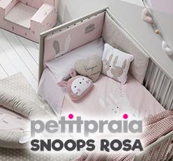 PetitPraia Snoops Rosa